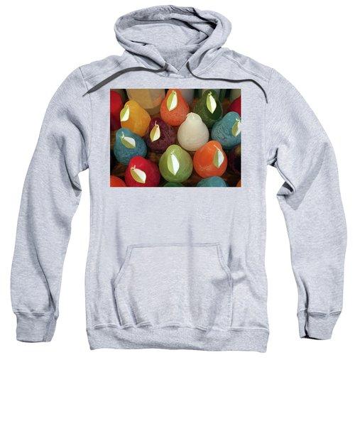 Polychromatic Pears Sweatshirt