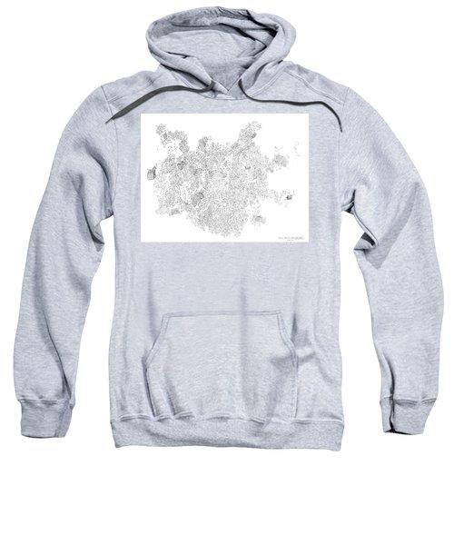 Polymer Crystallization With Modifiers Sweatshirt