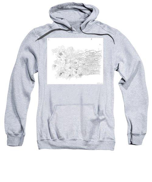Polymer Fiber Spinning Sweatshirt
