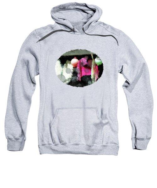 Poncho Porch Sweatshirt