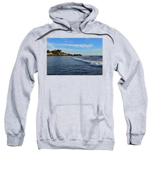 Poneloya Beach Before Sunset Sweatshirt