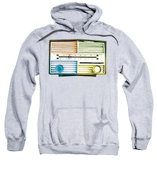 Pop Radio Tee Sweatshirt