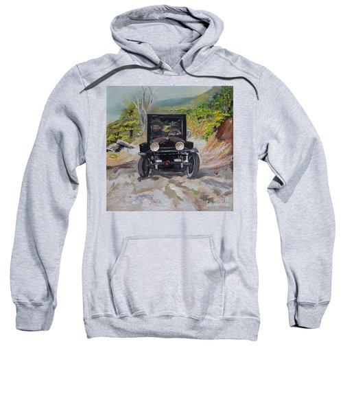 Popcorn Sutton - Looking For Likker Sweatshirt