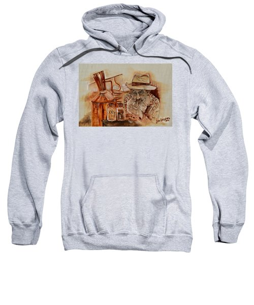 Popcorn Sutton - Waiting On Shine Sweatshirt