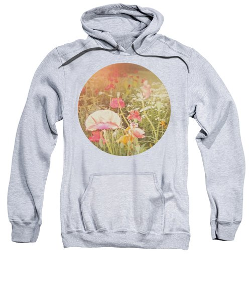 Poppies In The Light Sweatshirt