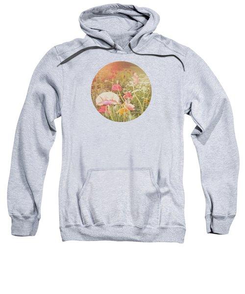 Poppies In The Light Sweatshirt