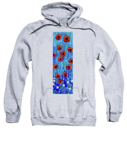 Poppy Dance Sweatshirt