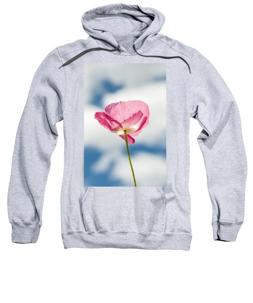 Poppy In The Clouds Sweatshirt