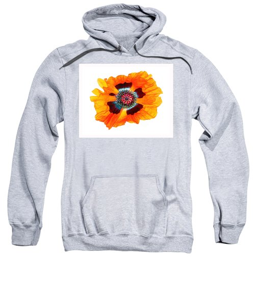 Poppy Pleasing Sweatshirt