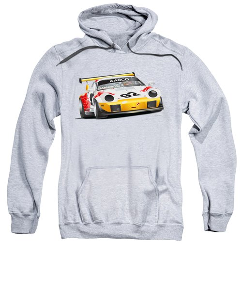 Porsche 911 Turbo Custom Sweatshirt