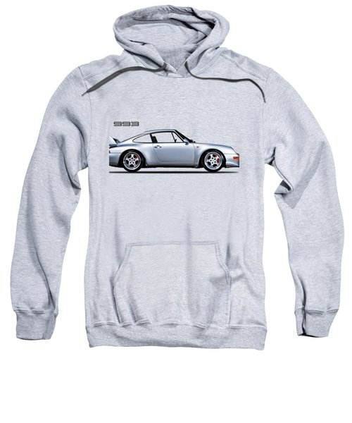 Porsche 993 Sweatshirt by Mark Rogan