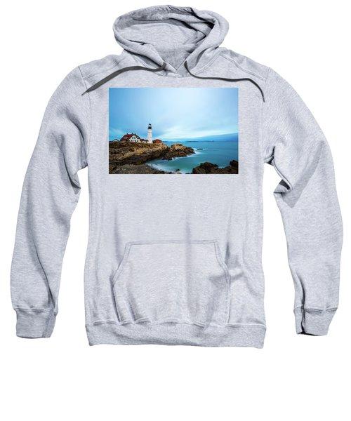 Portland Head Light 1 Sweatshirt