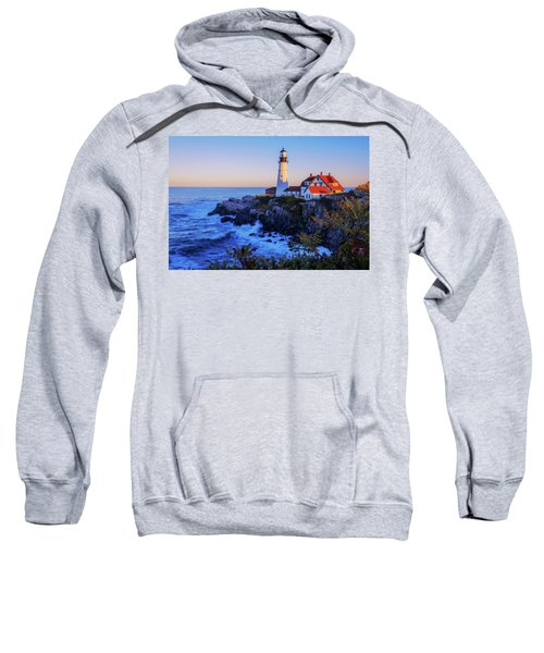 Portland Head Light II Sweatshirt