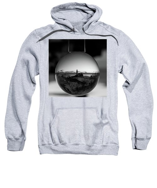 Portland Headlight Globe Sweatshirt