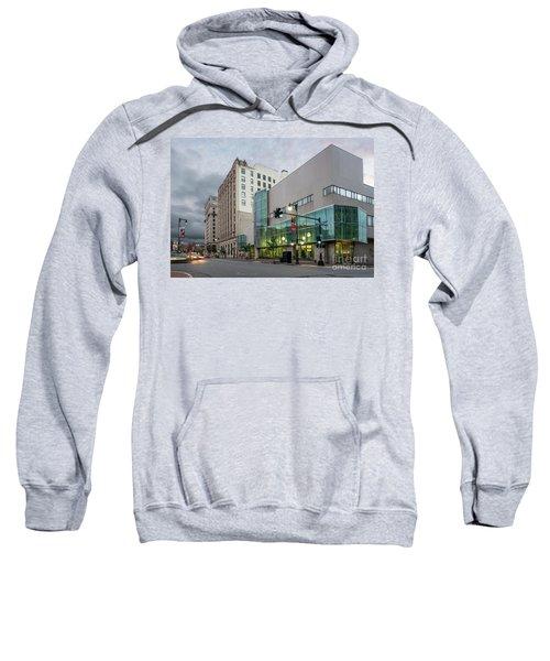 Portland Public Library, Portland, Maine #134785-87 Sweatshirt