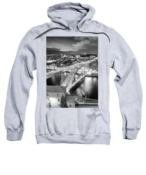 Porto Sao Luis I Bridge Sweatshirt