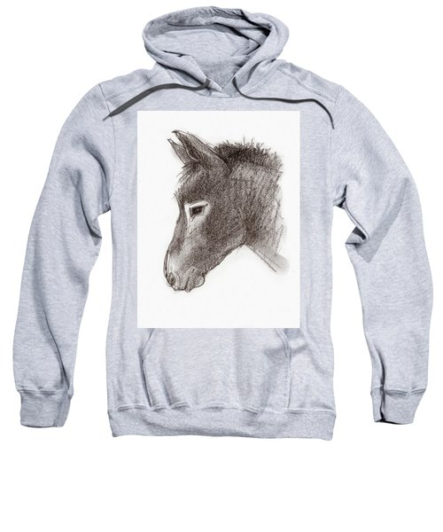 Portrait Of A Mule Sweatshirt