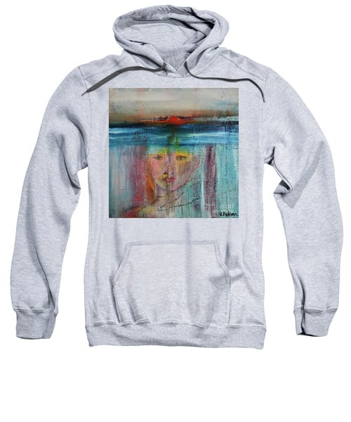Portrait Of A Refugee Sweatshirt