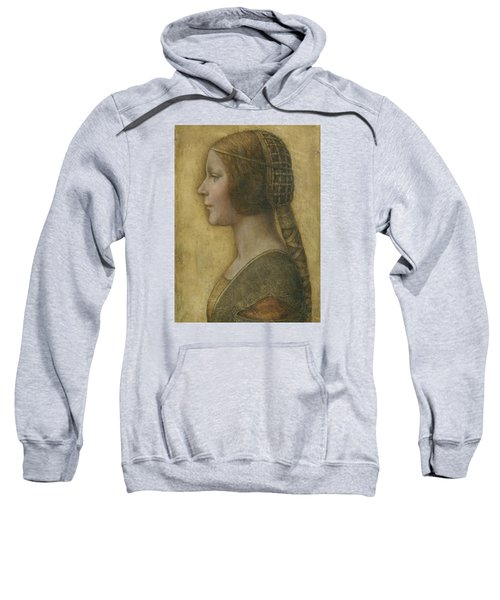 Portrait Of A Young Fiancee Sweatshirt
