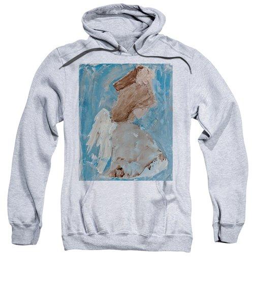 Portrait Of An Angel Sweatshirt
