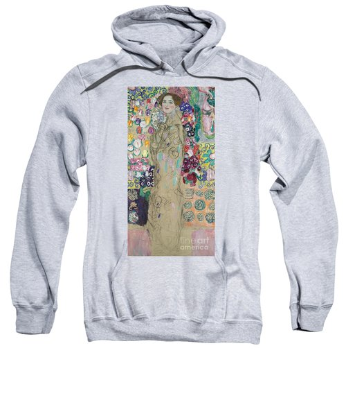 Portrait Of Ria Munk IIi Sweatshirt