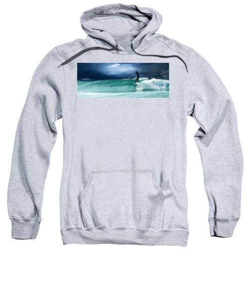 Poseiden's Prayer Sweatshirt