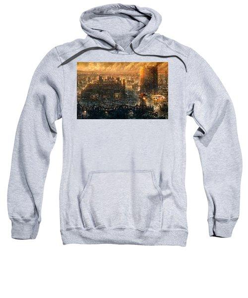 Post Apocalyptic Sweatshirt
