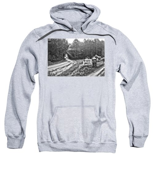 Posted On Witsell Rd Sweatshirt