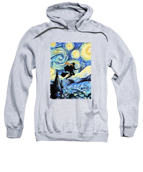 Potter Starry Night Sweatshirt