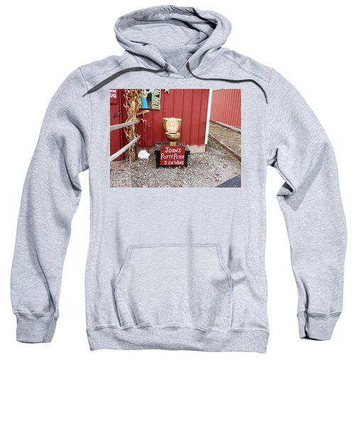 Potty Art Sweatshirt