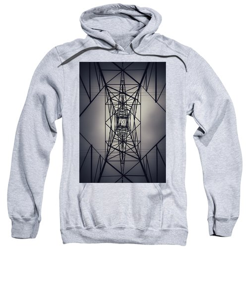 Power Above Sweatshirt