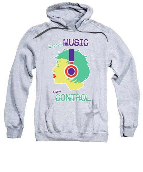 Power Of Music Sweatshirt