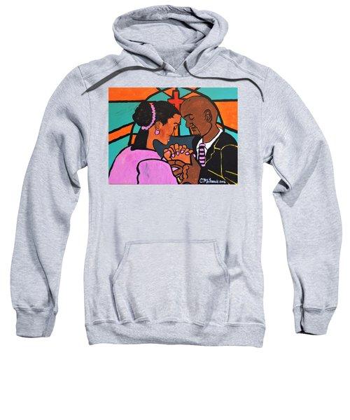 Power Of Prayer Sweatshirt