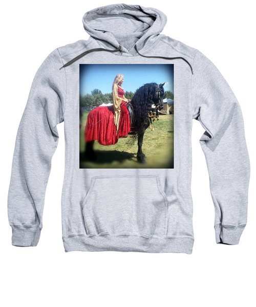 Powerful Beauty Sweatshirt
