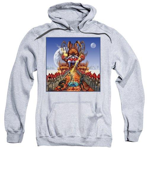 Powerless To Power Sweatshirt