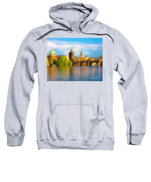 Praha - Prague - Illusions Sweatshirt