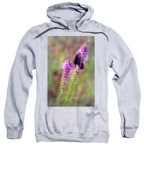 Prairie Butterfly Sweatshirt