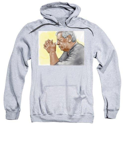 Prayer Of A Righteous Man Sweatshirt