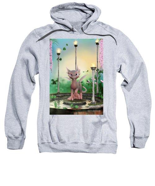 Precious In Pink Sweatshirt