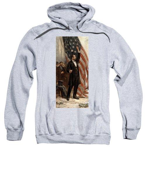 President Abraham Lincoln Sweatshirt