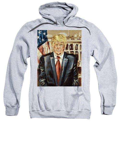 President Donald Trump Sweatshirt