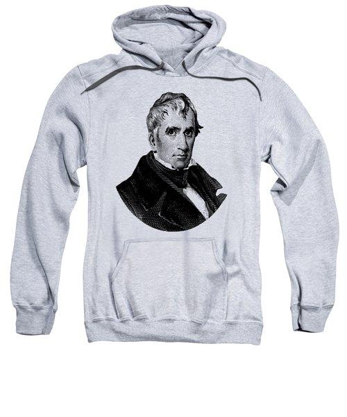 President William Henry Harrison Graphic Sweatshirt