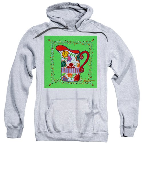Pretty As A Pitcher Sweatshirt