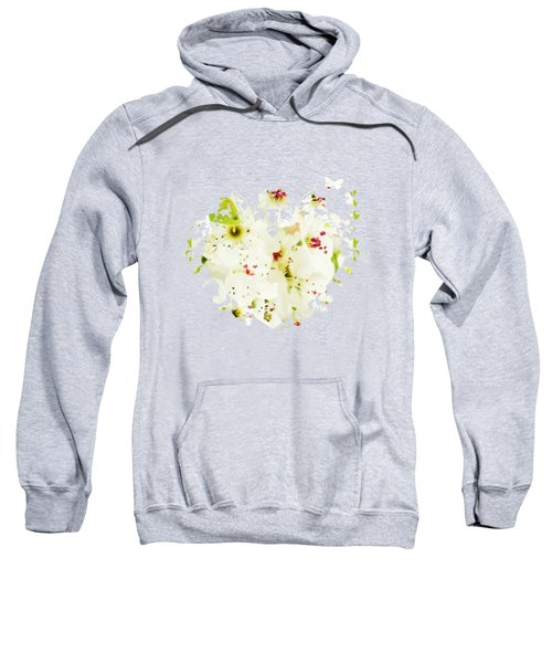Pretty Pear Petals Sweatshirt by Anita Faye