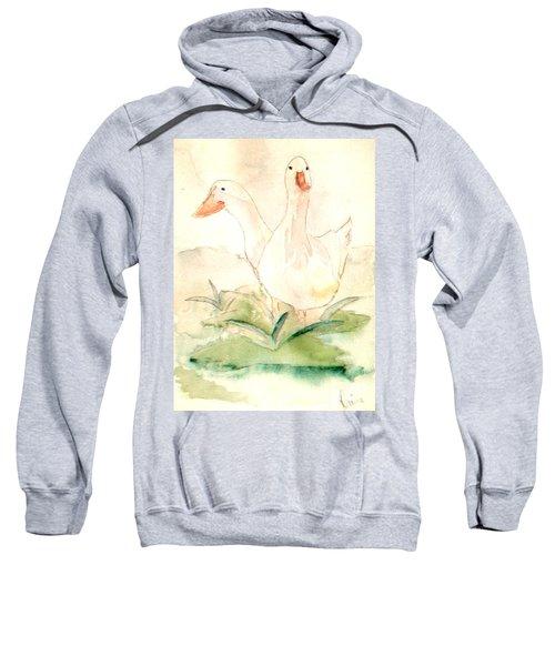 Pretty Pekins Sweatshirt