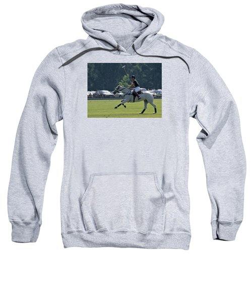 Prince Charles Playing Polo At Windsor Sweatshirt