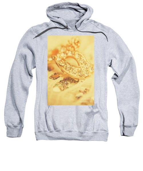 Princess Pendant Sweatshirt