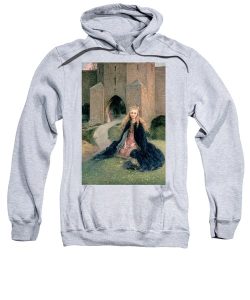 Princess With A Spindle Sweatshirt