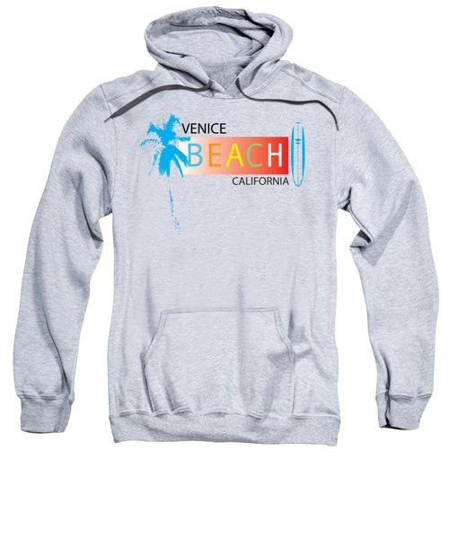 Venice Beach California T-shirts And More Sweatshirt