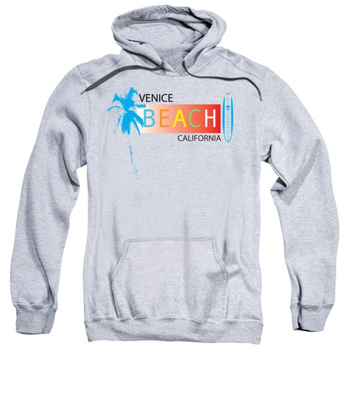Venice Beach California T-shirts And More Sweatshirt